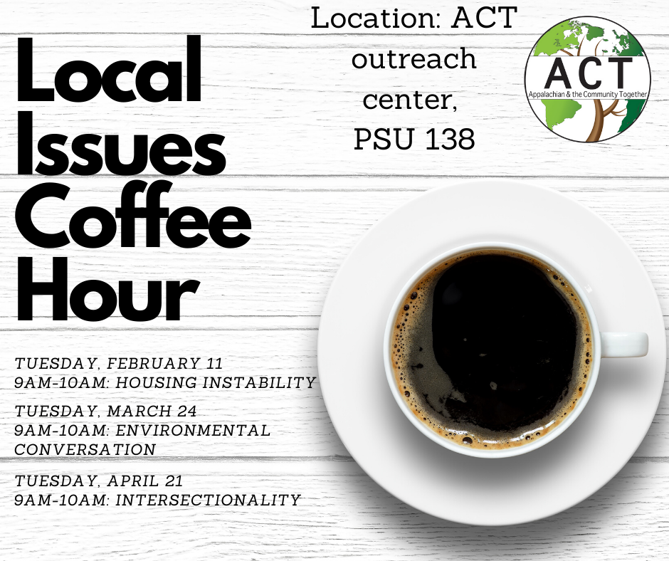Local Issues Coffee Hour