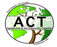 Appalachian and the Community Together (ACT) logo